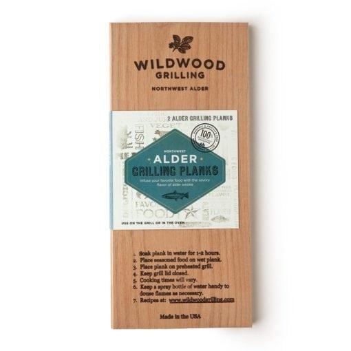 """Alder 5x11"""" Grilling Planks"""