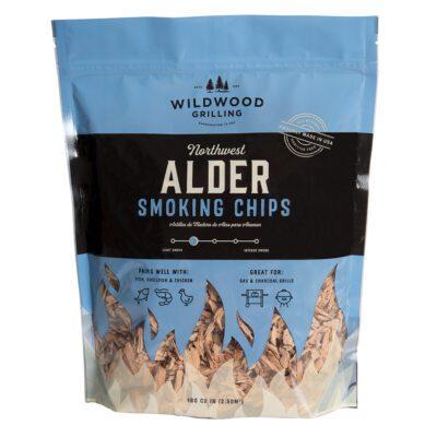 Alder Smoking Chips