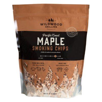 Maple Smoking Chips