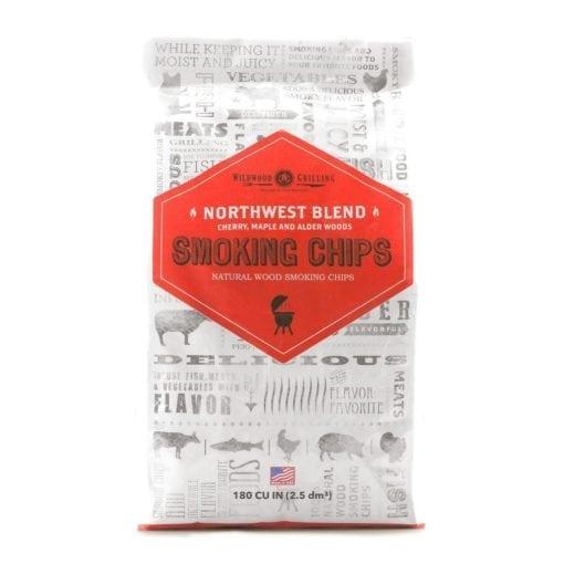 Northwest Blend Smoking Chips