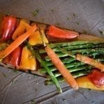Grilled Vegetables on Alder Plank Recipe