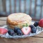 Cedar Planked Brie in Puff Pastry Recipe